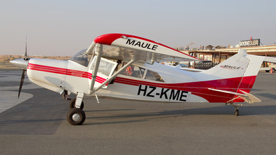 HZ-KME - Maule M-7-235C Orion - Private