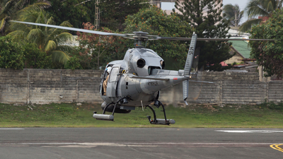 ARC204 - Eurocopter AS 555SN Fennec - Colombia - Navy