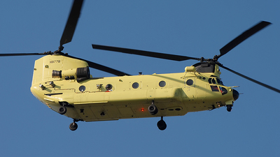 CSX81778 - Boeing CH-47F Chinook - Italy - Army