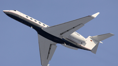 D-ADCB - Gulfstream G550 - DC Aviation
