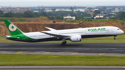 B-17807 - Boeing 787-10 Dreamliner - Eva Air