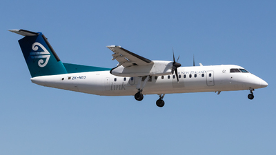 ZK-NEO - Bombardier Dash 8-Q311 - Air New Zealand