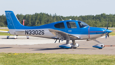 N3302S - Cirrus SR22T - Cirrus Design Corporation