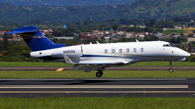 N86DQ - Bombardier BD-100-1A10 Challenger 300 - Private