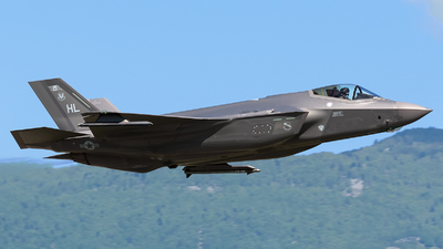 15-5203 - Lockheed Martin F-35A Lightning II - United States - US Air Force (USAF)