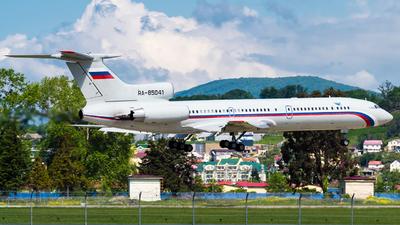 A picture of RA85041 - Tupolev Tu154M -  - © Alexander Lebedev