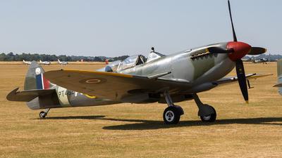 G-CTIX - Supermarine Spitfire T.9 - Private