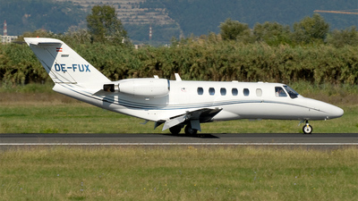 OE-FUX - Cessna 525A CitationJet 2 - Vienna Jet