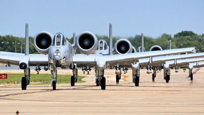 80-0201 - Fairchild A-10C Thunderbolt II - United States - US Air Force (USAF)