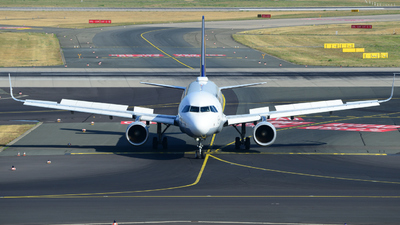D-AIUO - Airbus A320-214 - Lufthansa