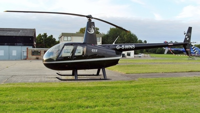 A picture of GSWNS - Robinson R44 Raven II - [11695] - © Glyn Charles Jones