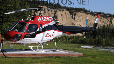 A picture of N190EH - Airbus Helicopters H125 -  - © PAUL LINK