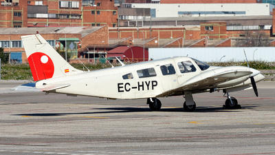 EC-HYP - Piper PA-34-200T Seneca II - Aerolink Air Services