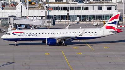 G-NEOT - Airbus A321-251NX - British Airways