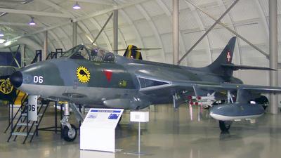 J-4006 - Hawker Hunter F.58 - Switzerland - Air Force