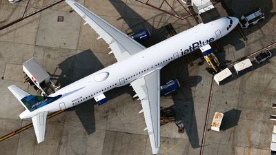 N946JL - Airbus A321-231 - jetBlue Airways