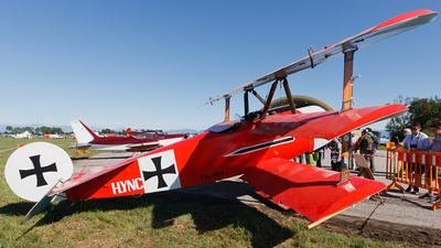 I-LYNC - Fokker DR.1 - Private