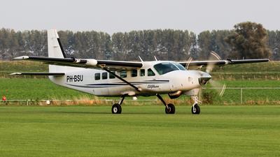 A picture of PHBSU - Cessna 208B Grand Caravan - [208B0957] - © Kees Marijs