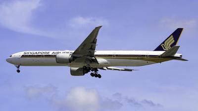 9V-SWL - Boeing 777-312ER - Singapore Airlines
