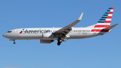 N859NN - Boeing 737-823 - American Airlines