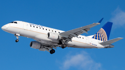 A picture of N646RW - Embraer E170SE - United Airlines - © Davin Amy