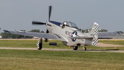 N51TC - North American P-51D Mustang - Private