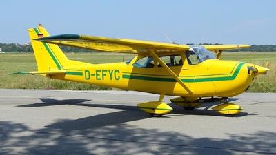 D-EFYC - Reims-Cessna F172G Skyhawk - Flugsportgruppe MBL