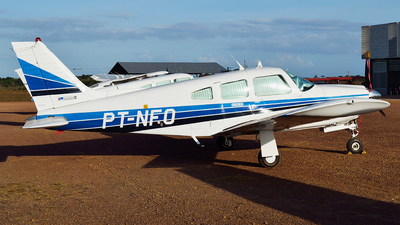 PT-NFO - Embraer EMB-711C Corisco - Private