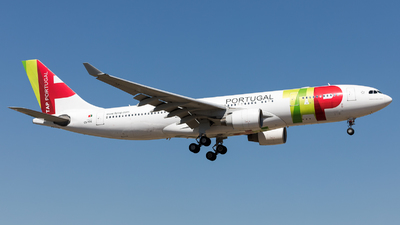 CS-TOE - Airbus A330-223 - TAP Portugal