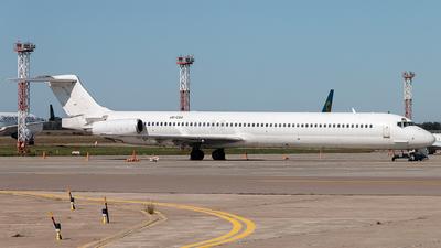 UR-CSA - McDonnell Douglas MD-82 - Bravo Airways