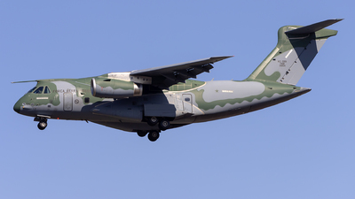 A picture of FAB2854 - Embraer KC390 -  - © Fabricio Lucio