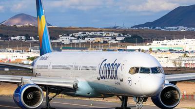 D-ABOB - Boeing 757-330 - Condor