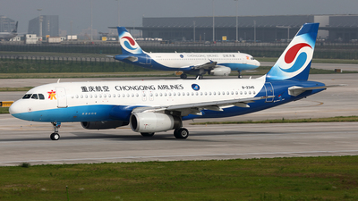 B-2345 - Airbus A320-233 - Chongqing Airlines
