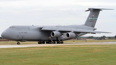 86-0017 - Lockheed C-5M Super Galaxy - United States - US Air Force (USAF)