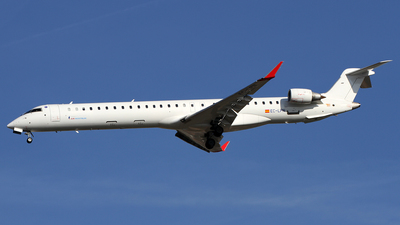 EC-LPN - Bombardier CRJ-1000 - Iberia Regional (Air Nostrum)