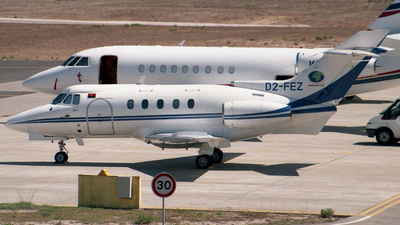 D2-FEZ - Hawker Siddeley HS-125-3B - Private