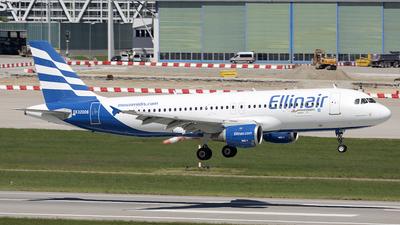 EK-32008 - Airbus A320-211 - Ellinair