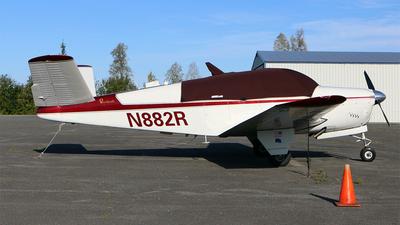 A picture of N882R - Beech M35 Bonanza - [D6291] - © Jeroen Stroes