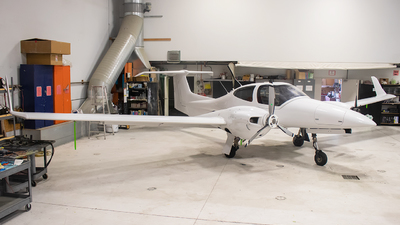 A picture of CGXRE - Diamond DA42 Twin Star - [42.278] - © CChuang