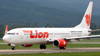 HS-LTT - Boeing 737-9GPER - Thai Lion Air