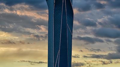 UGKO - Airport - Control Tower
