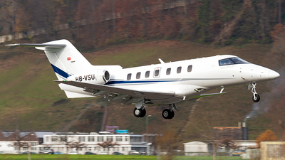 HB-VSU - Pilatus PC-24 - Private