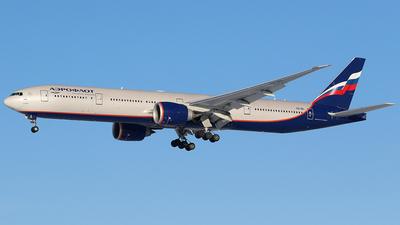 VQ-BIL - Boeing 777-3M0ER - Aeroflot