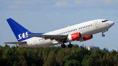 LN-RRO - Boeing 737-683 - Scandinavian Airlines (SAS)