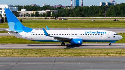 A picture of VQBHT - Boeing 7378LJ - Pobeda - © Alexander Lebedev