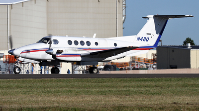 A picture of N48Q - Beech B200C Super King Air - [BL48] - © Jeroen Stroes