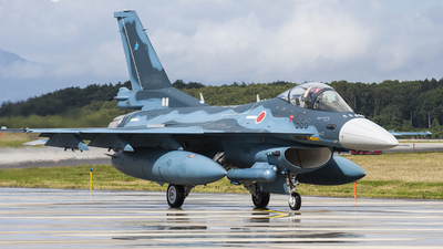 13-8563 - Mitsubishi F-2A - Japan - Air Self Defence Force (JASDF)