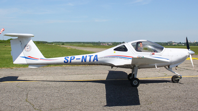 SP-NTA - Diamond DA-20-C1 Eclipse - Aero Club - Orlat Deblin