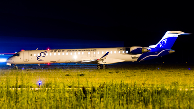 B-7760 - Bombardier CRJ-900LR - China Express Airlines