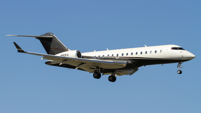 N90FX - Bombardier BD-700-1A10 Global 6000 - Private